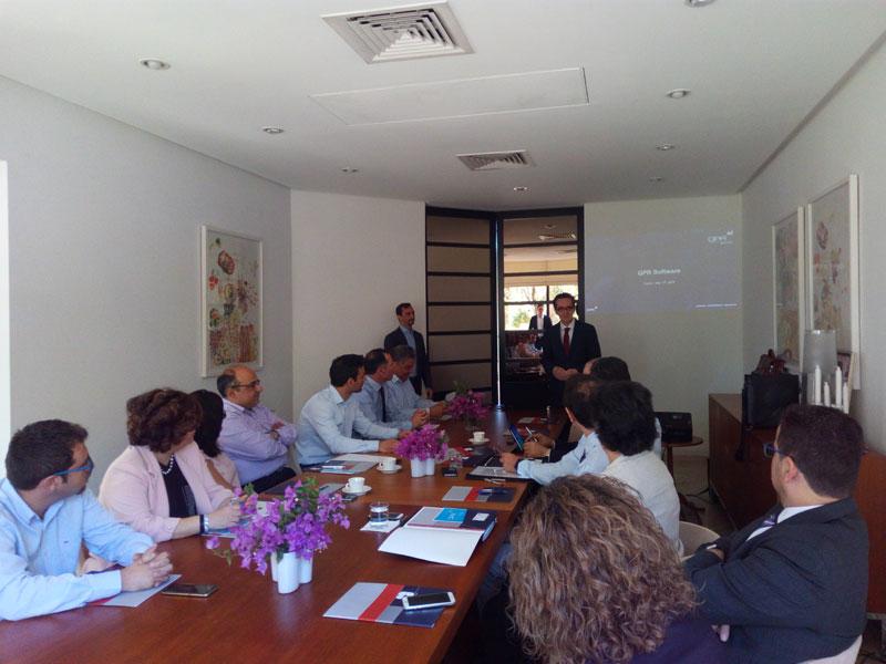 Πραγματοποιήθηκε με επιτυχία η εκδήλωση που διοργανώσαμε στην Κύπρο και στην πρεσβεία της Φινλανδίας