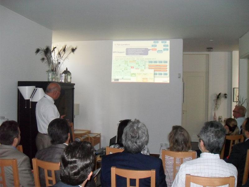 Πραγματοποιήθηκε με επιτυχία η εκδήλωση που διοργανώσαμε στην Ελλάδα και στην πρεσβεία της Φινλανδίας