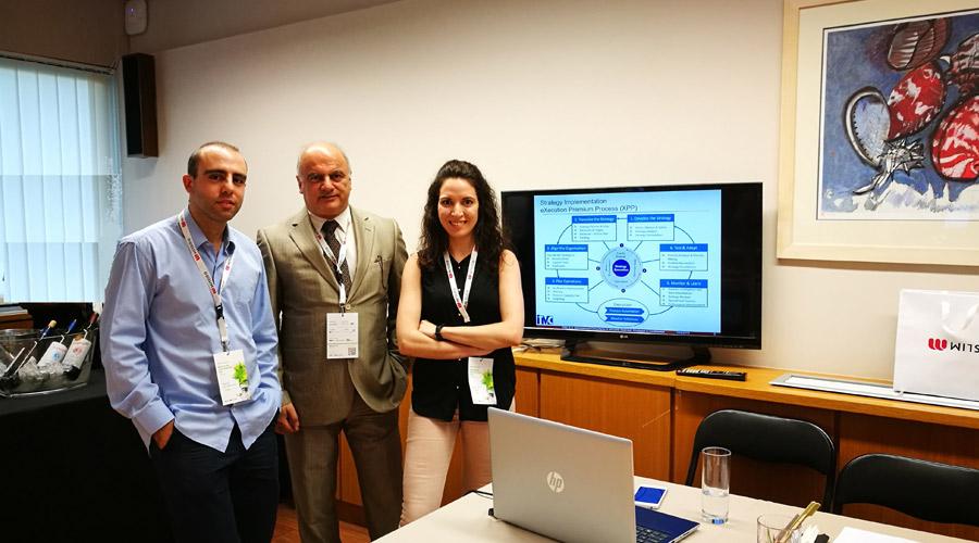 "H ITMC A.E. συμμετέχει στην ημερίδα της WitSide, αντιπροσώπου της Qlik για την Ελλάδα και την Κύπρο με θέμα :  ""Become the most informed, fast"""